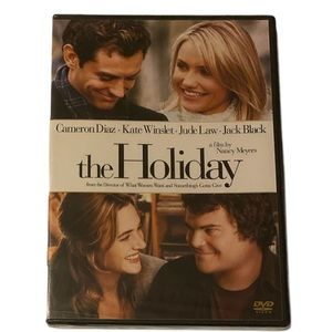 The Holiday (DVD, 2007) new and sealed gift ready.